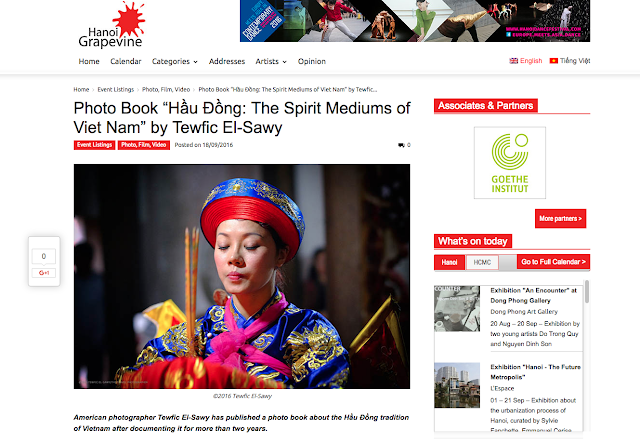 Hanoi Grapevine | The Spirit Mediums of Hanoi
