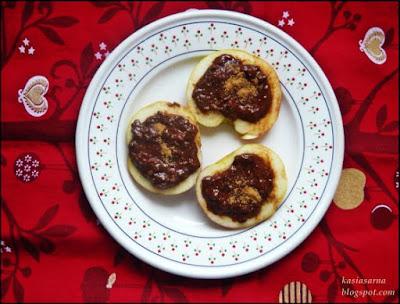 piernikowe-masło-czekoladowe-na-święta-wegańskie