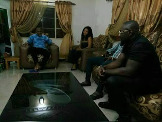 Nollywood Actor, Jim Iyke Visits Nnamdi Kanu (See Photos) 2