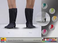Knee Draca Boots