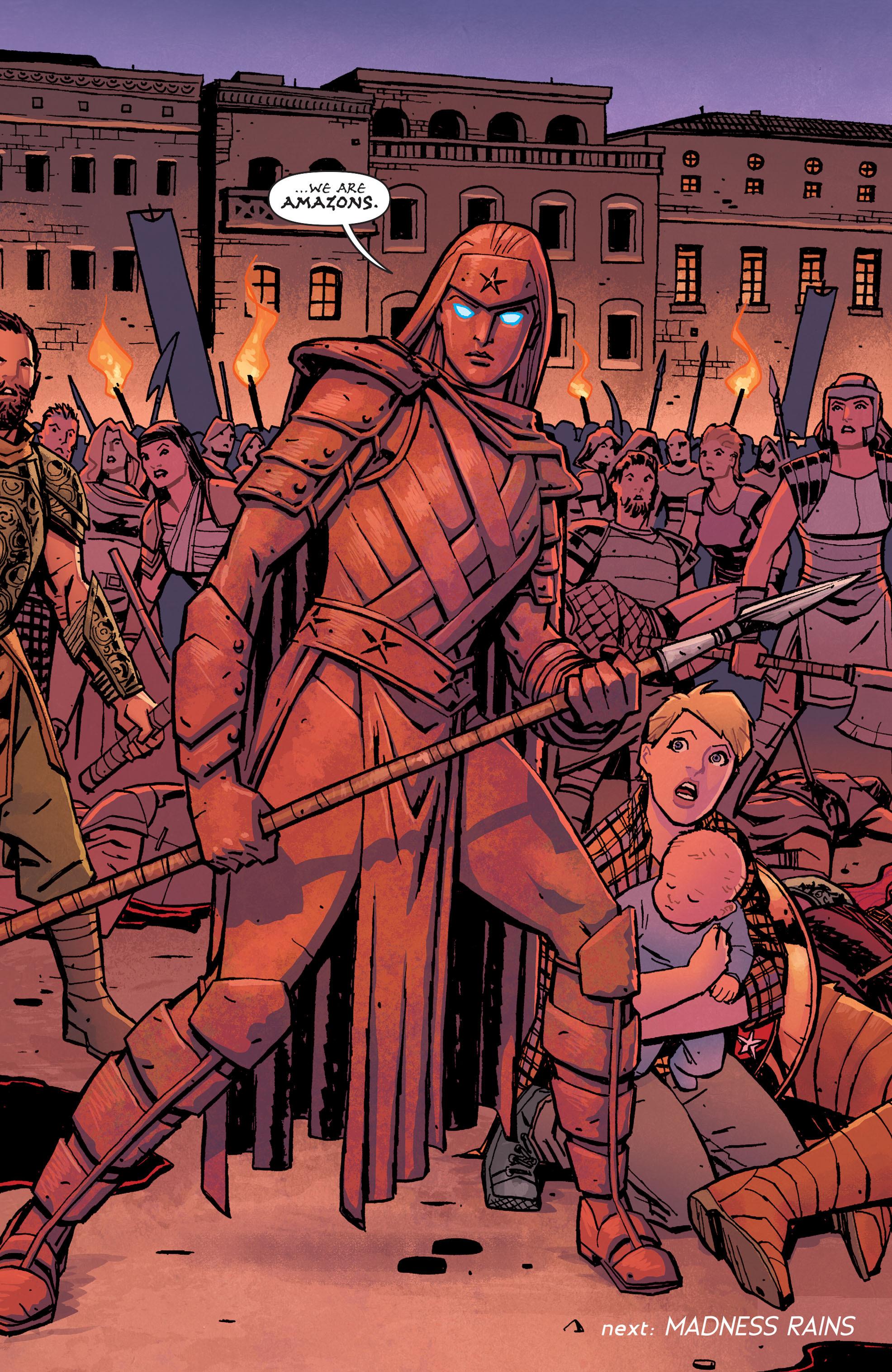 Read online Wonder Woman (2011) comic -  Issue #33 - 21