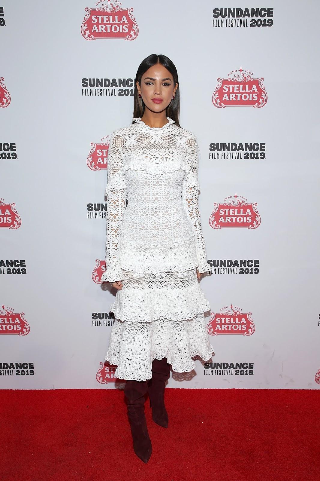 Eiza Gonzalez - Sundance Film Festival in Park City, Utah - 02/01/2019