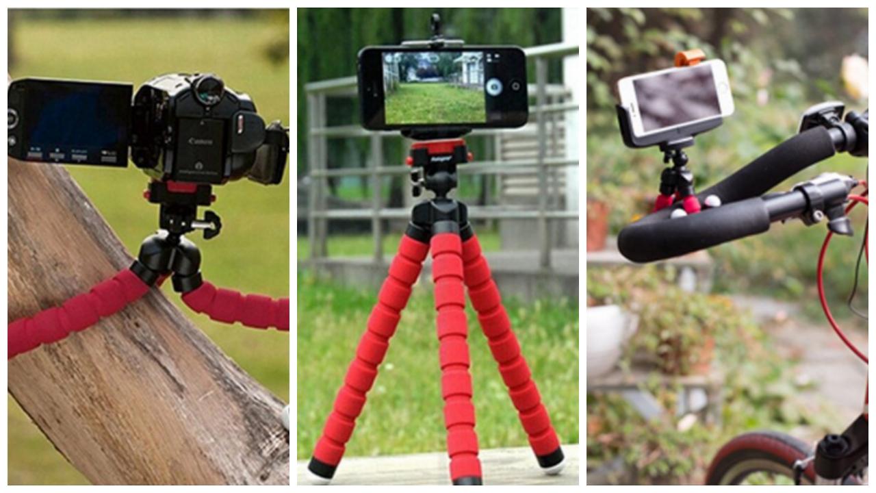 acessorios GoPro para videos