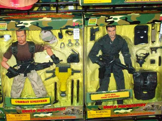 A Philly Collector of Playscale Dolls and Action Figures ...