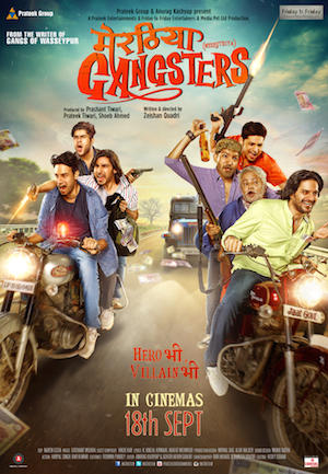 Meeruthiya Gangsters 2015 Full Movie Download