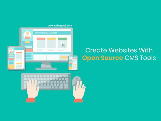 """Beberapa CMS Open Source berfokus pada hal tertentu, sementara yang lainnya ada yang membuat CMS menjadi """"All In One CMS"""""""