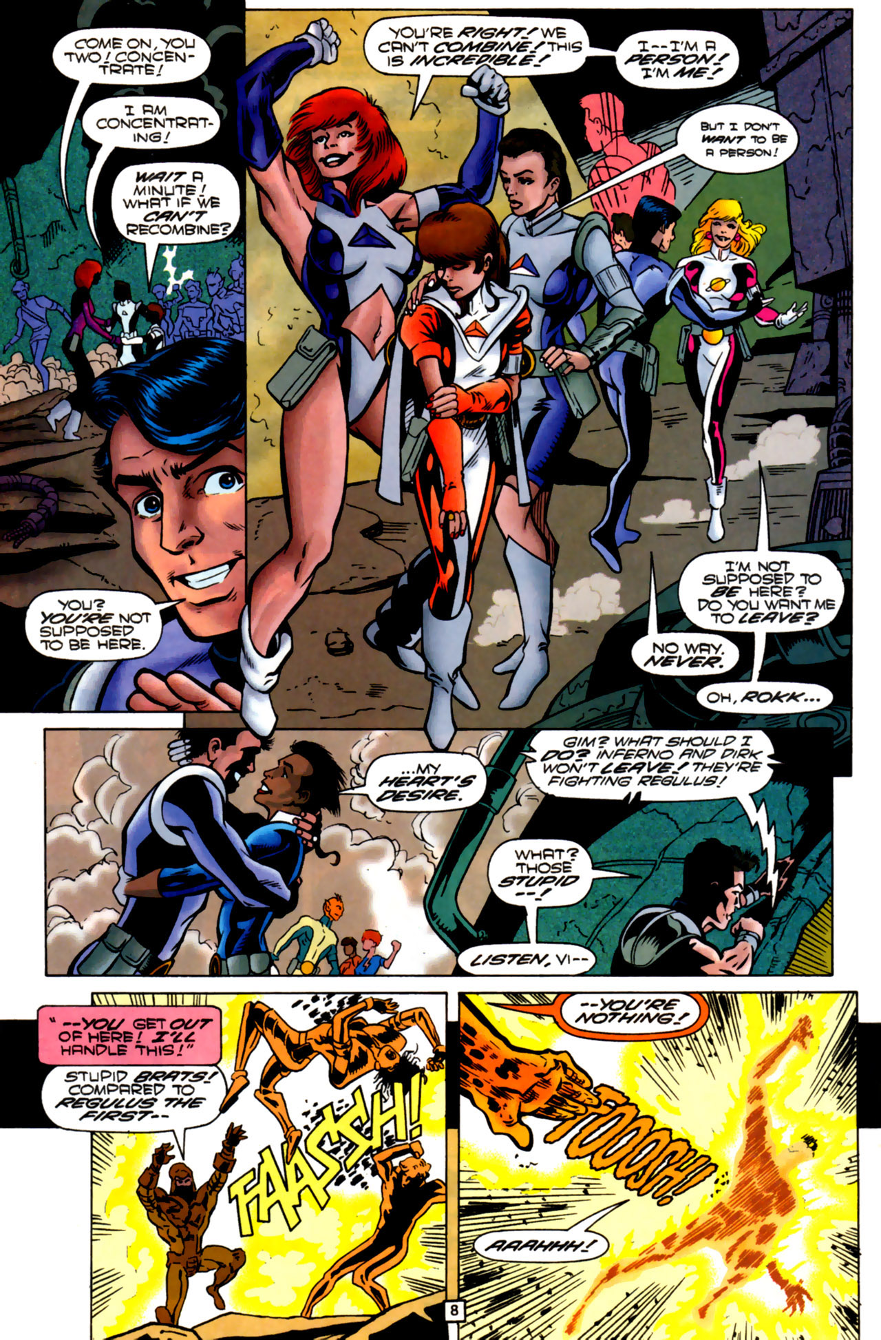 Legion of Super-Heroes (1989) 83 Page 7