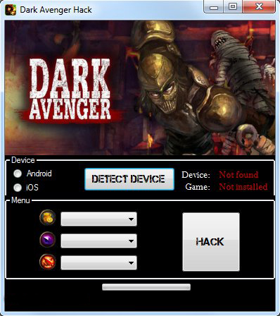 Download dark avenger 1. 0. 5 (free) for android.