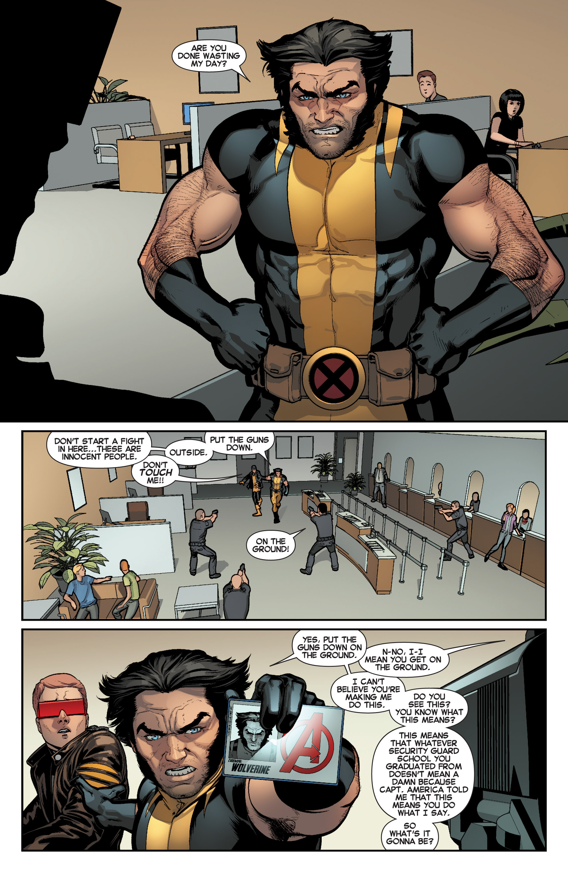 Read online All-New X-Men (2013) comic -  Issue # _Special - Here To Stay - 30