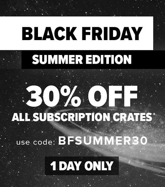 loot crate summer sale