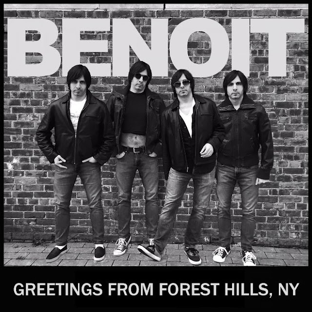 Joe Benoit - Greetings from Forest Hills, NY (EP) (2019)