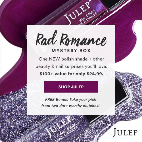 julep rad romance mystery box