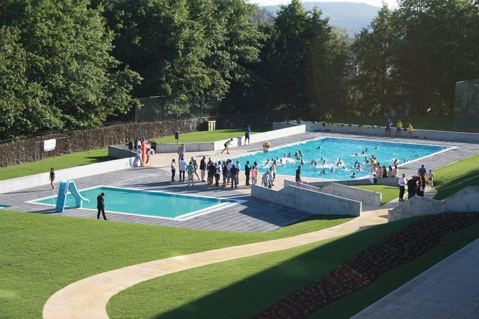 Penafiel inaugurou requalifica o das piscinas ao ar livre - Piscinas exteriores ...