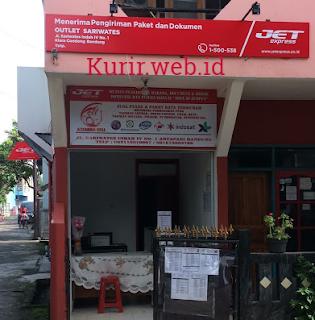 alamat agen Jet Express di Bandung