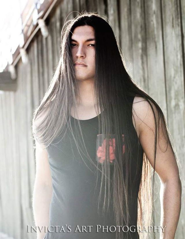 Image Result For Cute Guys With Long Hair