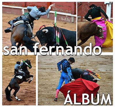 Toros San Fernando Aranjuez