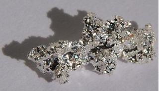 Metais preciosos - A Prata