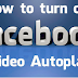 How to Turn Off Autoplay On Facebook App