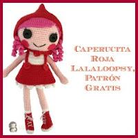Caperucita roja lalaloopsy