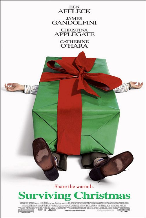 movie review quotsurviving christmasquot 2004 lolo loves films