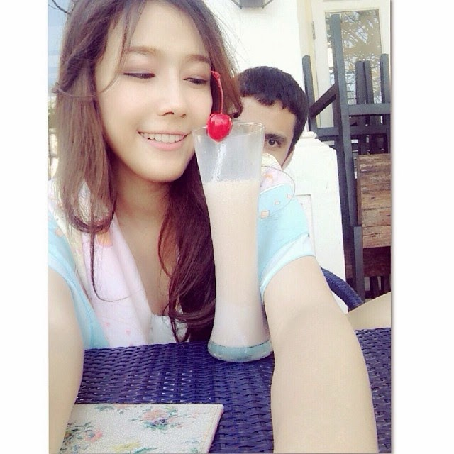 Foto nattasha nauljam dengan pacarnya