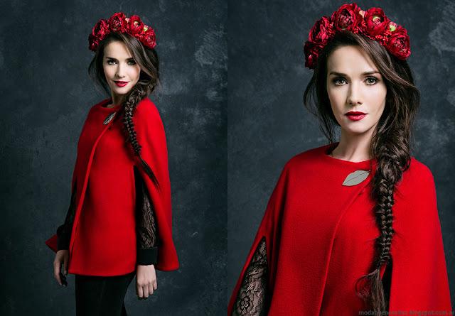 Moda otoño invierno 2016. Looks Las Oreiro, Natalia Oreiro 2016 moda otoño invierno 2016.