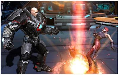 Injustice Gods As Among Us V2.9 APK MOD ( Free Shopping )
