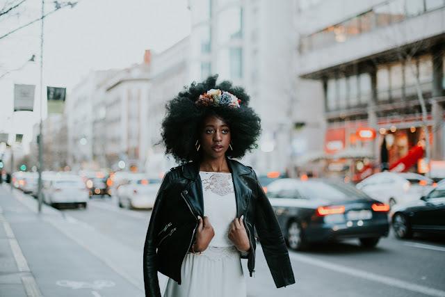 novia afro - Blog Mi Boda