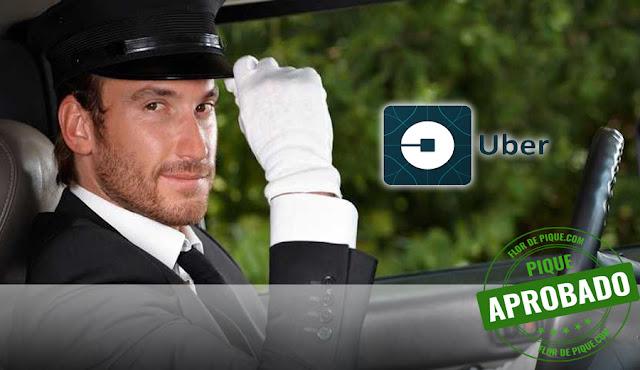 Como Ser Chofer de Uber en Montevideo Uruguay?