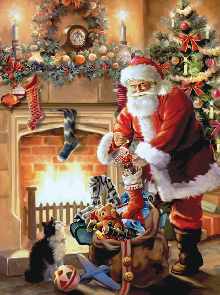 La Storia Babbo Natale.Il Blog Di Pierina Gallina La Vera Storia Di Babbo Natale