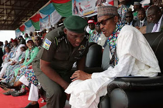 President Buhari orders the Immediate return of Governor Obiano of Anambra's Security Aides.