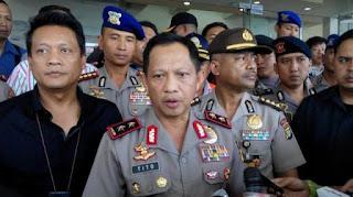 Kapolri Jenderal Tito Karnavian Himbau Warga Banten tidak ikuti aksi 112