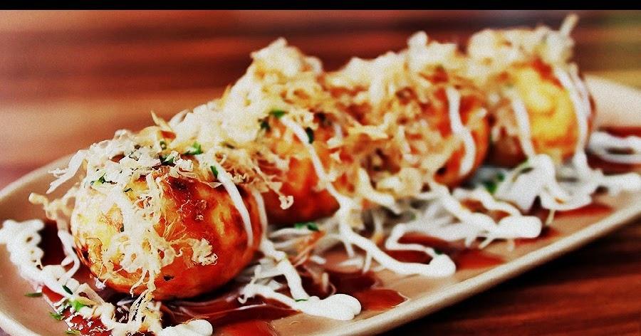 Resep Kue Jepang Takoyaki: Resep Takoyaki Sederhana, Cemilan Enak Ala Jepang