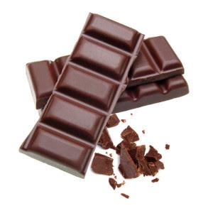 chocolate para las heridas