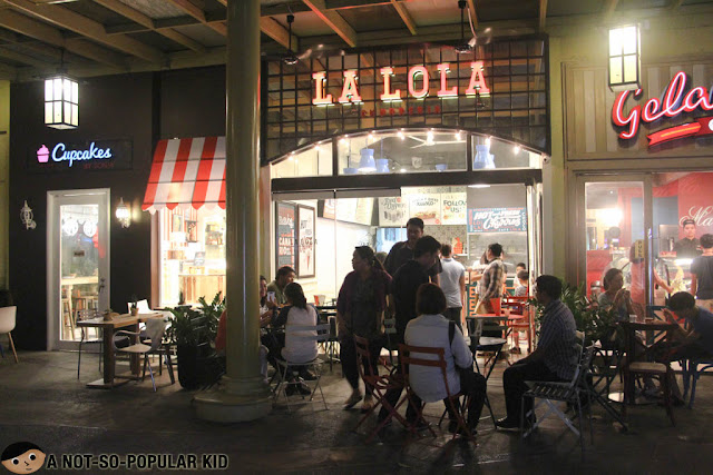 La Lola Churreria in Serendra, Bonifacio Global City