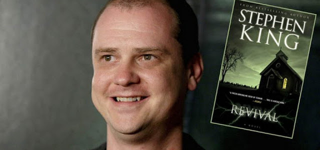 Mike Flanagan irá roteirizar adaptação cinematográfica do livro 'Revival' de Stephen King