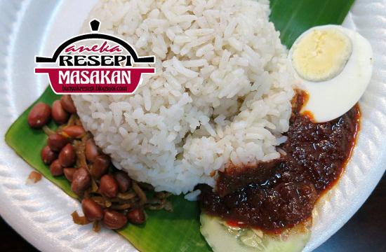 Resepi Nasi Lemak Simple http://banyakresepi.blogspot.my/