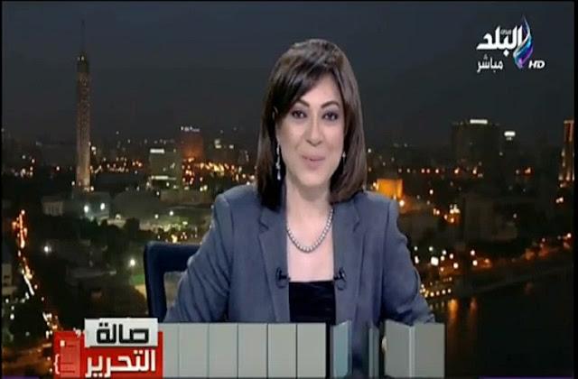 برنامج صالة التحرير 31-1-2018 عزة مصطفى افتتاح حقل ظهر