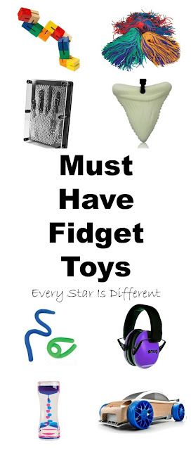 Must have fidget toys for children.