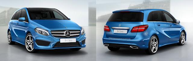 Mercedes-Benz B Class AMG? Yeah, baby, yeah! - Claufficious Car Review