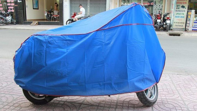 37k - Áo chống nắng cho xe máy loại 1 giá sỉ và lẻ rẻ nhất