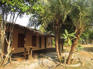 L'Eco-Village d'Enamino au Gabon