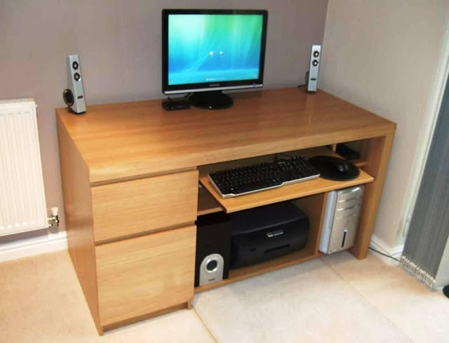 best buy oak home office furniture Cork for sale cheap