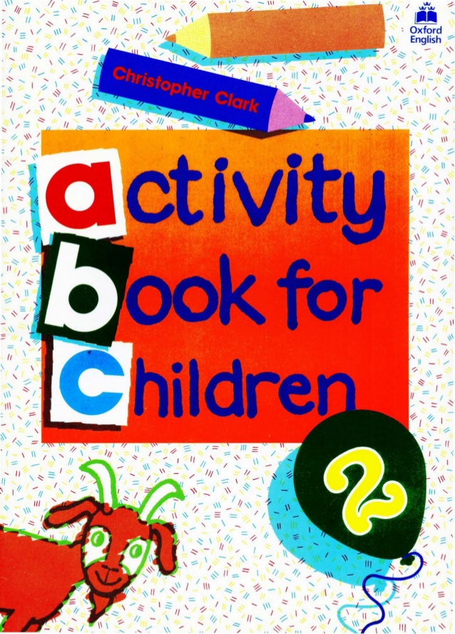 Activity Book For Children 2.