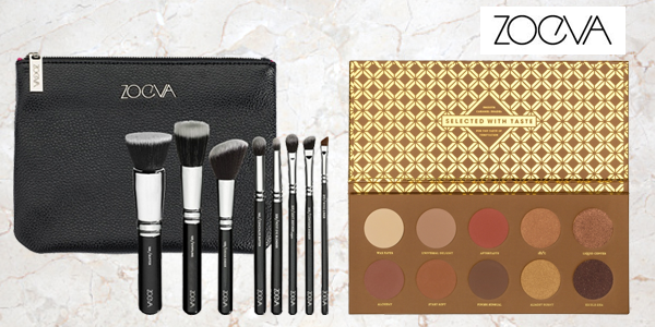Wishlist spécial Make-Up - ZOEVA