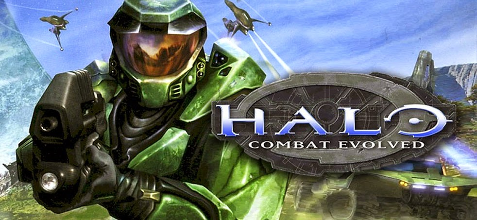 The Lazy Gamer: Halo, Then & Now