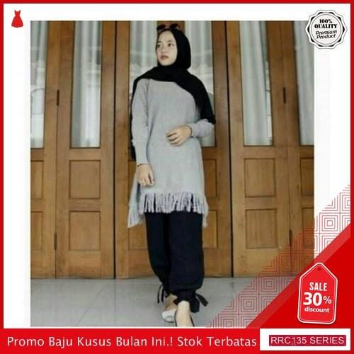 RRC135N35 Nissa Sabyan Tunik Wanita Terbaru BMGShop