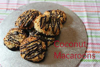 Mrs U Makes...Coconut Macaroons @mrsumakes #mymrsumakes