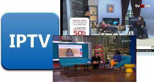 Cara Install Aplikasi TV Online IPTV Android Ratusan Channel