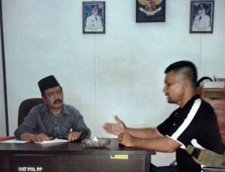 Ketua DPRD Subang Marah Kepada Satpol PP Lewat Status di Facebook
